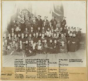 1894 Dawson Group